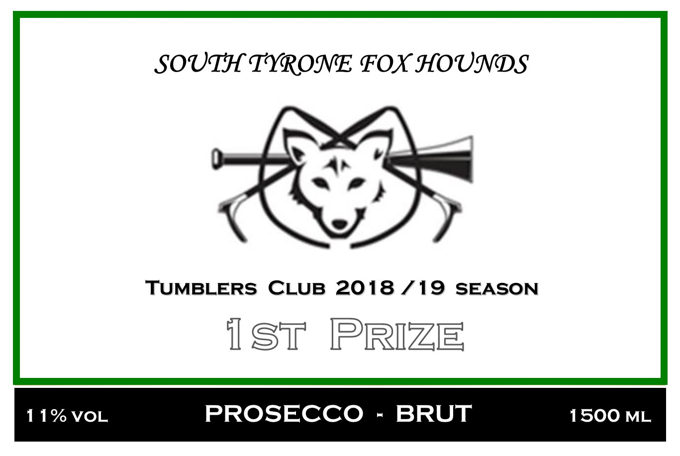 SOUTH TYRONE FOX HOUNDS final magnum