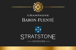 Stratstone Interiors Champagne Label