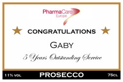 Pharmacare - 5 years service