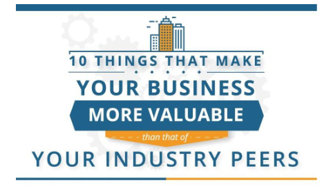 Make Your Business More Valuable Than Your Competitors