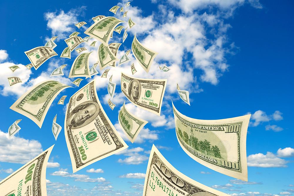 Manage Your Cash to Avoid Black Holes
