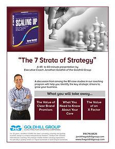 7 strata of strategies