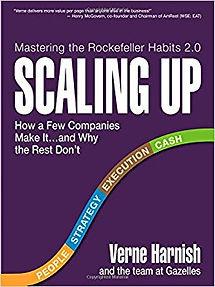 Rockefeller Habits 2.0 - Scaling up Ebook