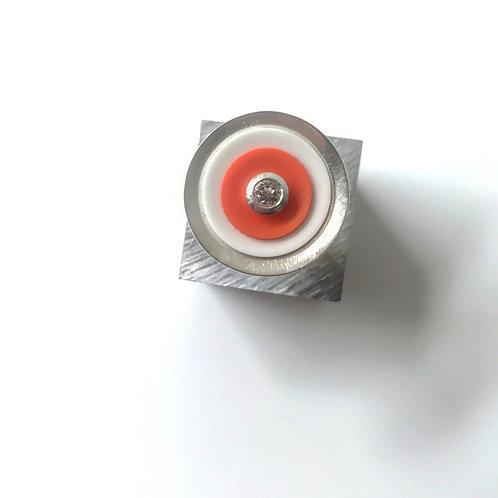 R n g - 0 0 2 925 slv + Rubber Ring