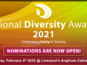 National Diversity Awards Nominations for LGBT+ Glitterati Founders