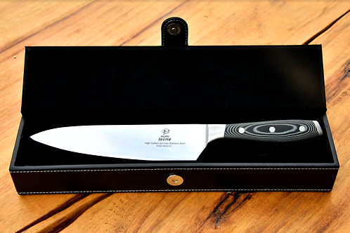 Pronto Leone - High-Carbon German Stainless Steel Cutting Knife