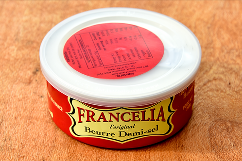 Francelia l'original Beurre Demi-sel
