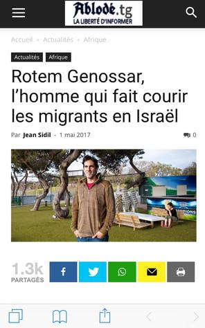 NEWS ARTICAL - ROTEM