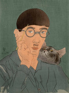 Tsuguharu Foujita (1886-1968) created his own visual style by synthesizing elements of tradition Japanese printmaking and adapting them to trends in Western art and representation beginning in the 1920s. An ultimate insider/outsider, he was at the very heart of a group of some of the most important artists in Western Art History (Matisse, Picasso, Modigliani, Soutine) but today remains very little-known outside of France.