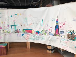 Panorama Delft bijeenkomst 30 oktober