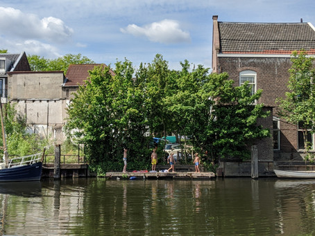 Historisch waardenonderzoek Tuinlaan Schiedam
