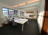 dit is onze werkruimte