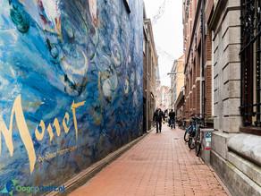 Kunst op blinde muren