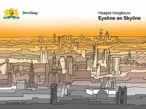 Haagse hoogbouwnota Eyeline en  Skyline vastgesteld door gemeenteraad