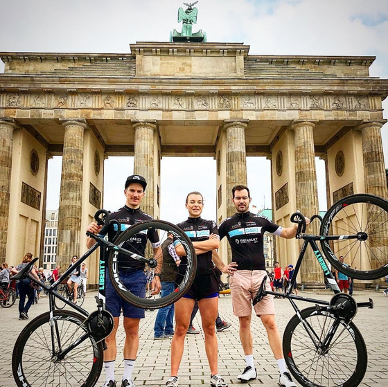 Rad Race Fixed 42 World Championship