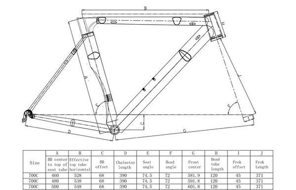 Nemsis Road Geometry