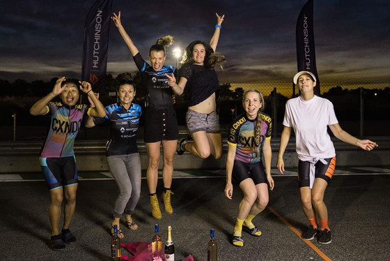 TEAM GSO RESULTS - 2nd SERIES CANDIE CRIT 2018