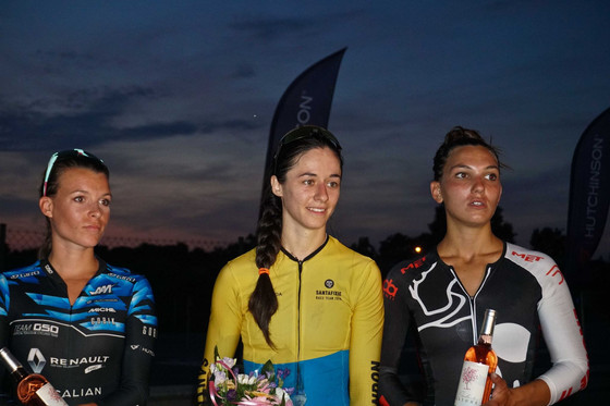 TEAM GSO RESULTS - CANDIE CRIT FINALE 2018