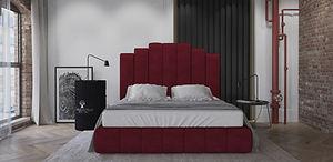 Кровать Isola  от Catarina Ricci