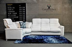 Диван Villaggio dei Fiori, Мягкая мебель, Catarina Ricci, Катарина Риччи, Дизайн интерьера