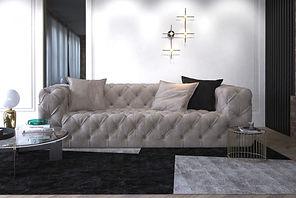 Диван Marzio, Мягкая мебель, Catarina Ricci, Катарина Риччи, Дизайн интерьера