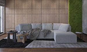 Диван Taliedo,  Мягкая мебель, Catarina Ricci, Катарина Риччи, Дизайн интерьера