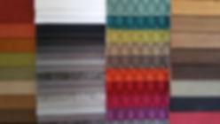 Обивочные материалы, ткани, кожа Catarina Ricci, мягкая мебель