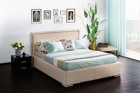 Кровать Salerno от Catarina Ricci