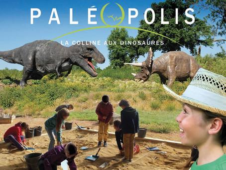 Paléopolis, à la découverte des animaux disparus