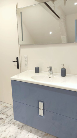 Salle de bain Loft Grande Maison Gannat