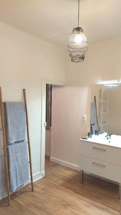Salle de bain Appartement Grande Maison Gannat