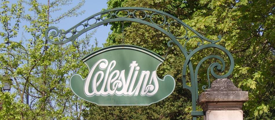 Vichy, source Celestins