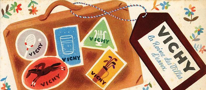 Destination-Vichy-affiche-vacances-auver