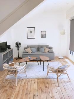 Salon loft centre Vichy