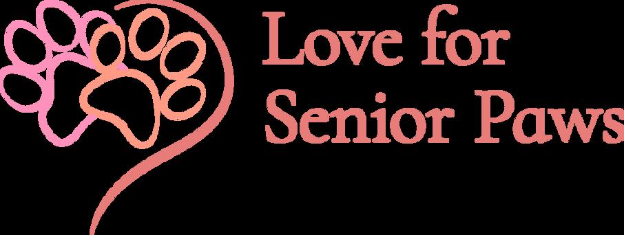 Love for Senior Paws