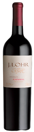 GESTURE ZINFANDEL PASO ROBLES AVA Jerry Lohr Winery, Paso Robles