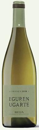 Rioja Eguren UGARTE Crianza blanco 2018 DOC