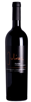 MERLOT DU VALAIS AOC BARRIQUE Fam.Pierre-Alain Mathier, Vins et Vignobles Julius