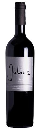 SYRAH DU VALAIS AOC BARRIQUE Fam.Pierre-Alain Mathier, Vins et Vignobles Julius,