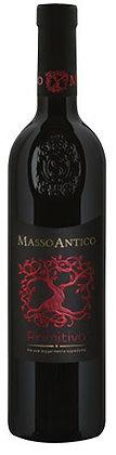 Etikette Masso Antico, Vorderansicht,
