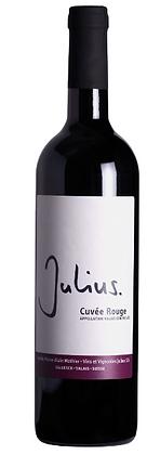 CUVÉE ROUGE DU VALAIS AOC Fam.Pierre-Alain Mathier, Vins et Vignobles Julius, Sa