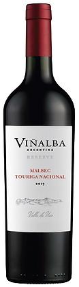 Viñalba Malbec Touriga Nacional Reserve Viñalba, Argentina
