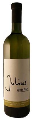 Cuvée Blanc du Valais Vins & Vignobles Julius, Schweiz