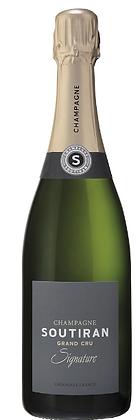 CHAMPAGNE SIGNATURE BRUT GRAND CRU Champagne Soutiran, Ambonnay