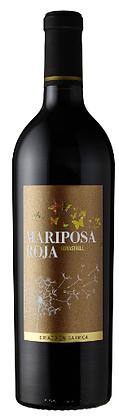 MARIPOSA ROJA, 2016 Monastrell Vino de España Criado en barrica
