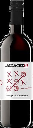 ZWEIGELT HALBTROCKEN BURGENLAND Bio-Weingut Allacher, Mönchhof