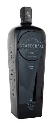 Scapegrace Black Dry Gin Neuseeland