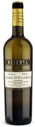 Alentejo DOC Reserva branco Conde d'Ervideira