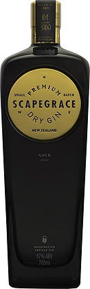 Scapegrace GOLD Dry Gin Neuseeland