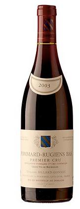 Pommard 1er Cru AC 'LES RUGIENS' Domaine Billard-Gonnet 1998 Burgund